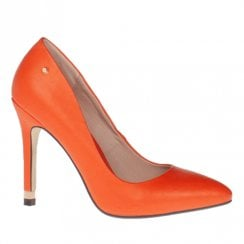 Kate Appleby Oban Coral Orange Court Heels