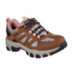 Skechers Womens Relaxed Fit Selmen West Highland Hiking Sneakers