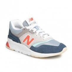 New Balance Women's Retro Style CW997HAR Sneakers - Blue/Grey