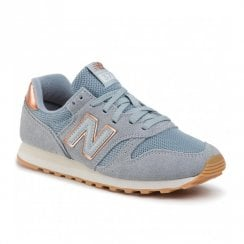 New Balance Women's Retro Style WL373CB2 Sneakers - Blue Grey