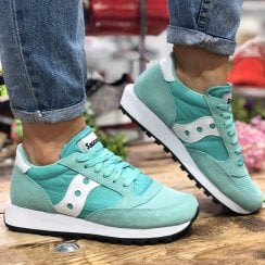 Saucony Womens Aqua Sneakers - Jazz Original Vintage