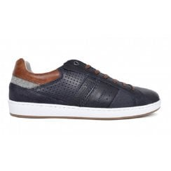 Lloyd & Pryce Tommy Bowe Mens Mortlock Casual Shoes - Storm Mix