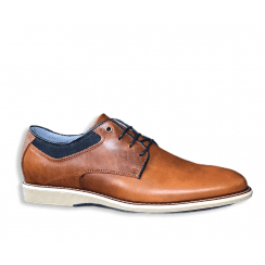 Escape Mens Shoe High Roller Teak