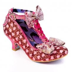 Irregular Choice Total Freedom - Red