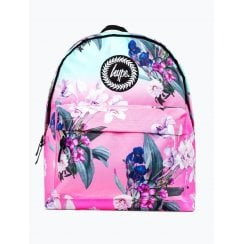 Hype Floral Fade Backpack - 18 Litres