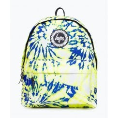 Hype Yellow Tye Dye 18 litres Backpack