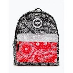 Hype Bandana Colourblock 18 litres Backpack