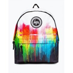 Hype Multi Drips Backpack 18 litres Backpack