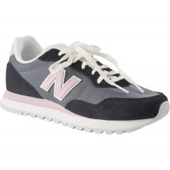 New Balance 527 Womens Lifestyle Sneakers - Black