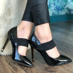 Kate Appleby Ferryhill Stiletto's - Black