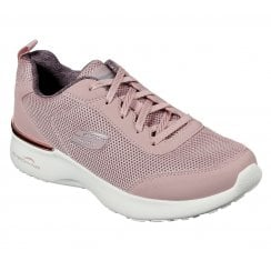 Skechers Skech-Air Dynamight ladies trainer - Mauve