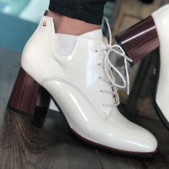 Una Healy Forever Free Martini Gloss Ankle Boots