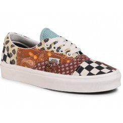 Vans Ladies Era Tiger Patchwork Trainers