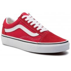 Vans Old Skool Racing Red Trainers