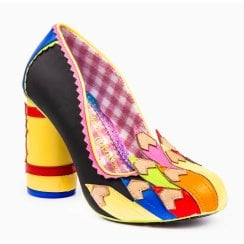 Irregular Choice Colour It In