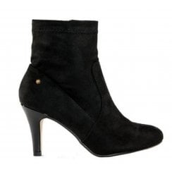 Kate Appleby Aberfeloy Black Suede Ankle Boots