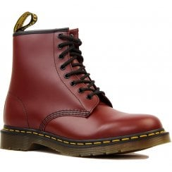 Dr Martens Unisex 1460 Cherry Red Smooth Boots