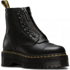 Dr Martens Sinclair Leather Platform Boots