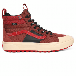 Vans Mens THERMAL SK8-Hi MTE 2.0 DX Red Trainers