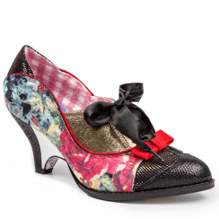 Irregular Choice Force Of Beauty - Black