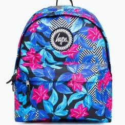 Hype Geo Floral 18 litres Backpack