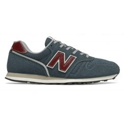 New Balance Mens 373 Lifestyle Shoes - Petrol