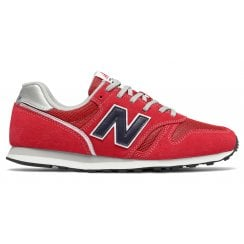 New Balance Mens 373 Lifestyle Shoes - Red with Navy