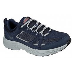 Skechers Mens Navy Oak Canyon Trainers