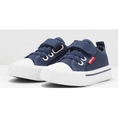Levis Kids Maui Mini Navy Strap Trainer