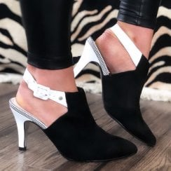 Kate Appleby Wealdon Black & White Heel