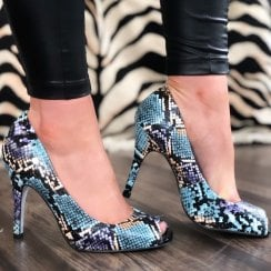Kate Appleby Totnes Multi Serpent Heels