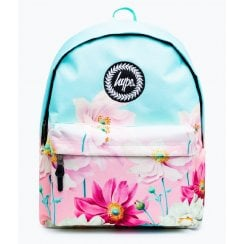 Hype Daisy Fade Mint Flower Backpack