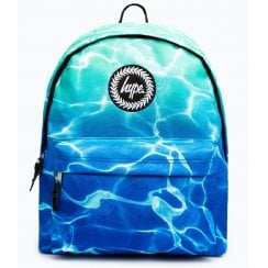 Hype Pool Fade Blue Backpack