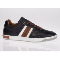 Lloyd and Pryce Mens Roux Deep Ocean Trainers