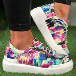 Moda In Pelle Alejandra Multi Trainer