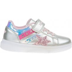 Lelli Kelly Kimberly Silver Trainers
