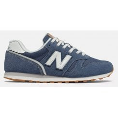 New Balance Mens Lifestyle Blue 373 Sneakers
